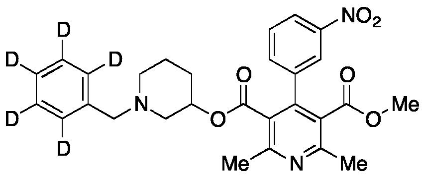Dehydro Benidipine-d<sub>5</sub>