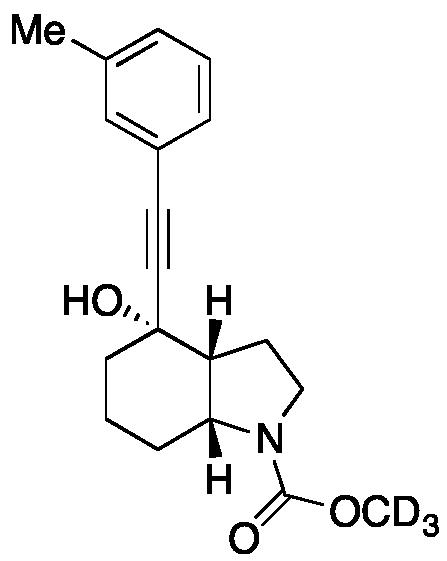 Mavoglurant-d<sub>3</sub>