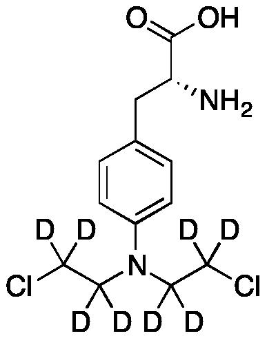D-Melphalan-d<sub>8</sub>