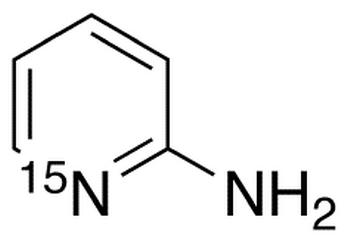 2-Aminopyridine-<sup>15</sup>N