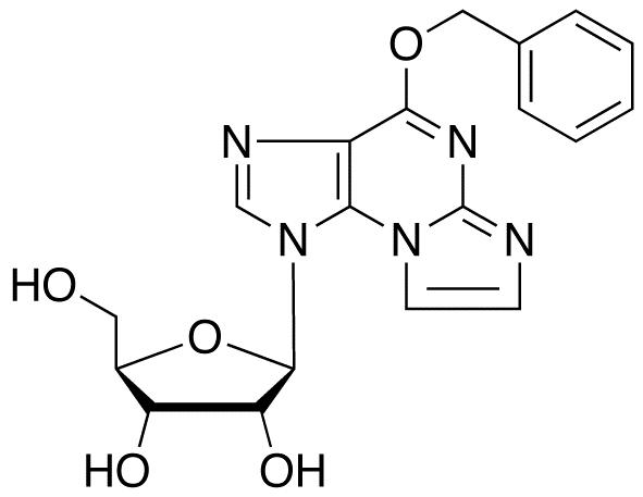 O6-Benzyl-N<sub>2</sub>,3-etheno Guanosine