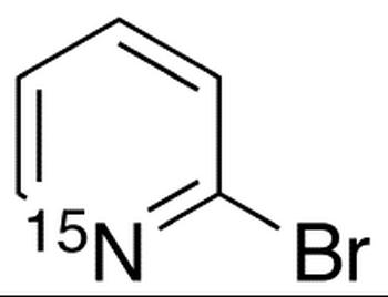 2-Bromopyridine-<sup>15</sup>N