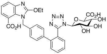 Candesartan N<sub>2</sub>-Glucuronide