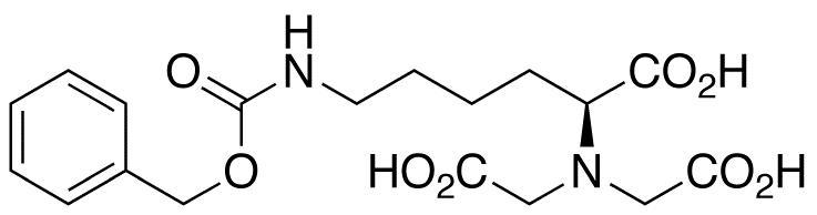 N6-Carbobenzyloxy-N<sub>2</sub>,N<sub>2</sub>-bis(carboxymethyl)-L-lysine