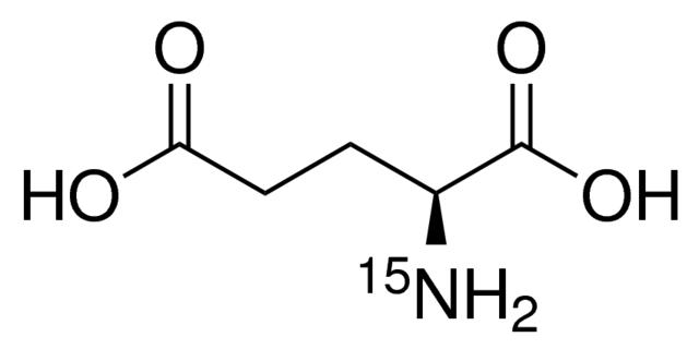 L-Glutamic Acid-<sup>15</sup>N