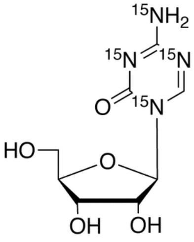 Azacytidine-15N4