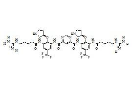 Brilacidin-<sup>15</sup>N<sub>4</sub>