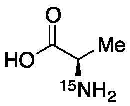 D-Alanine-<sup>15</sup>N