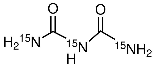 Biuret-15N<sub>3</sub>