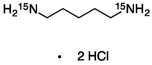 Cadaverine-<sup>15</sup>N<sub>2</sub> dihydrochloride