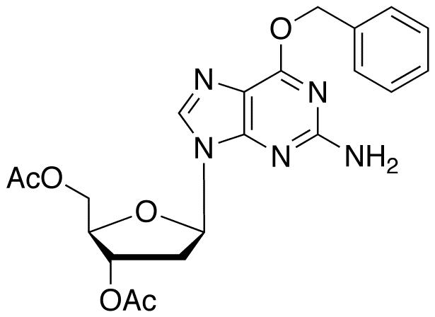 3',5'-Di-O-acetyl O<sub>6</sub>-Benzyl-2'-deoxyguanosine