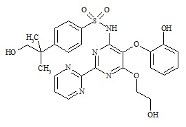 Hydroxy O-Desmethyl Bosentan