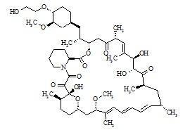 Everolimus 27-O-Desmethyl Impurity