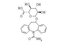 10-Hydroxy oxcarbazepine-O-glucuronide