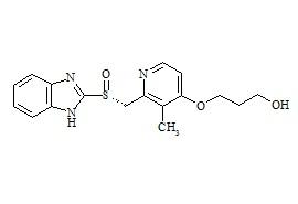 (R)-O-Desmethyl rabeprazole
