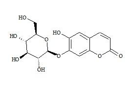 Aesculetin-7-O-D-glucopyranoside