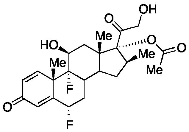 17-O-Acetyl diflorasone