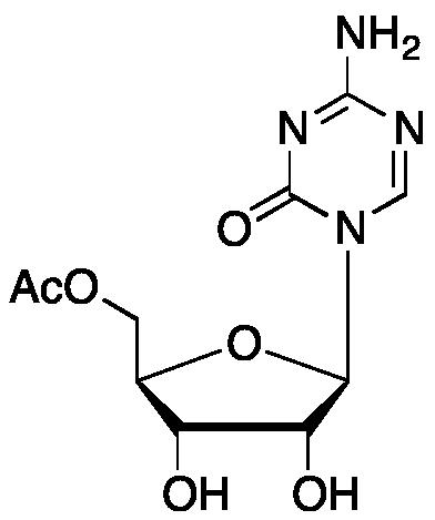 1-(5-O-Acetyl-β-D-ribofuranosyl)-4-amino-1,3,5-triazin-2(1H)-one