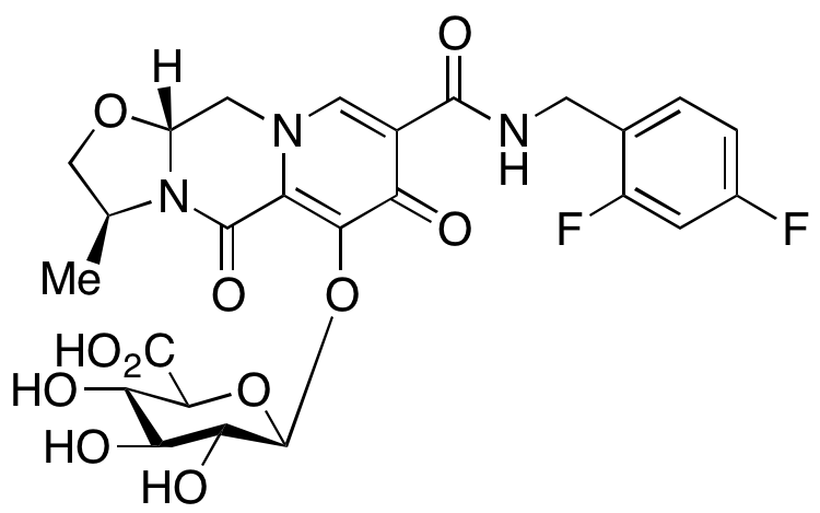 Cabotegravir O- β-D-Glucuronide