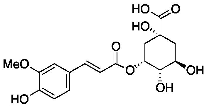 5-O-(E)-Feruloylquinic Acid